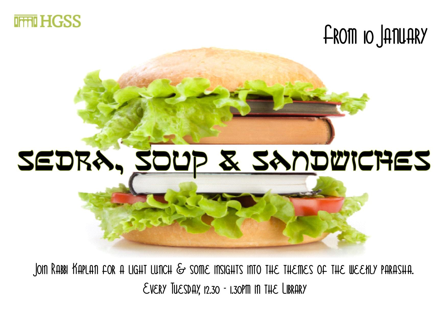 Sedra, Soup & Sandwich