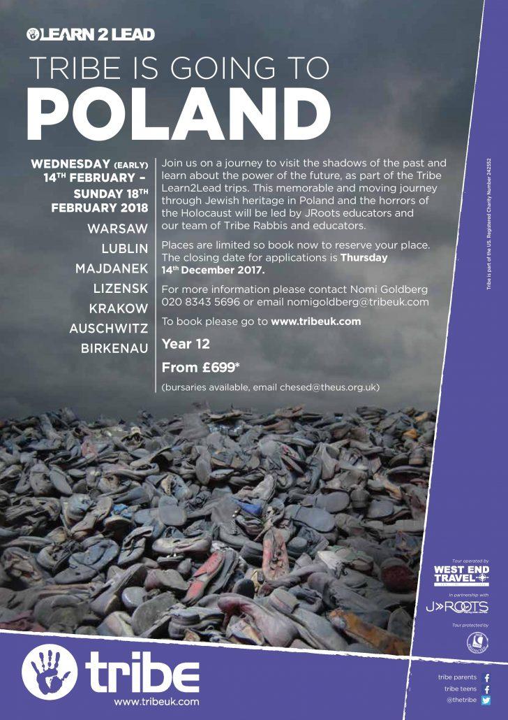 Tribe Poland Yr 12 @ Poland