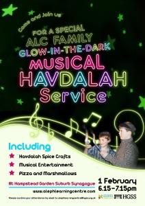 ALC Havdalah 1 Feb