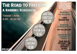 Rabbis Roadshow