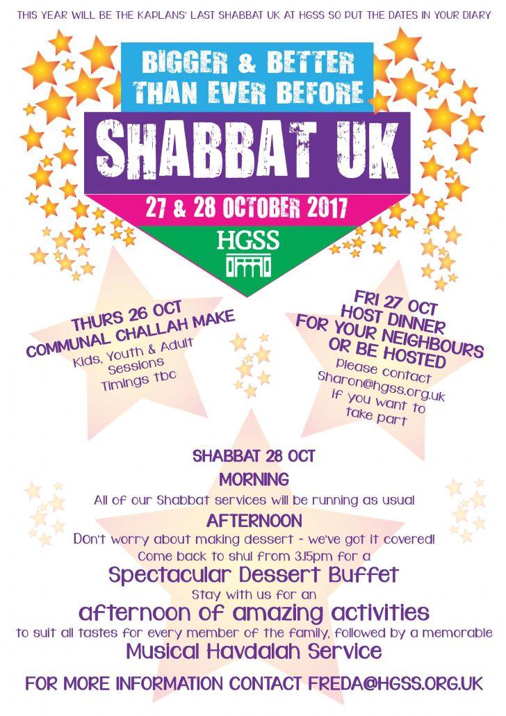 Shabbat UK @ Holmer Green | England | United Kingdom