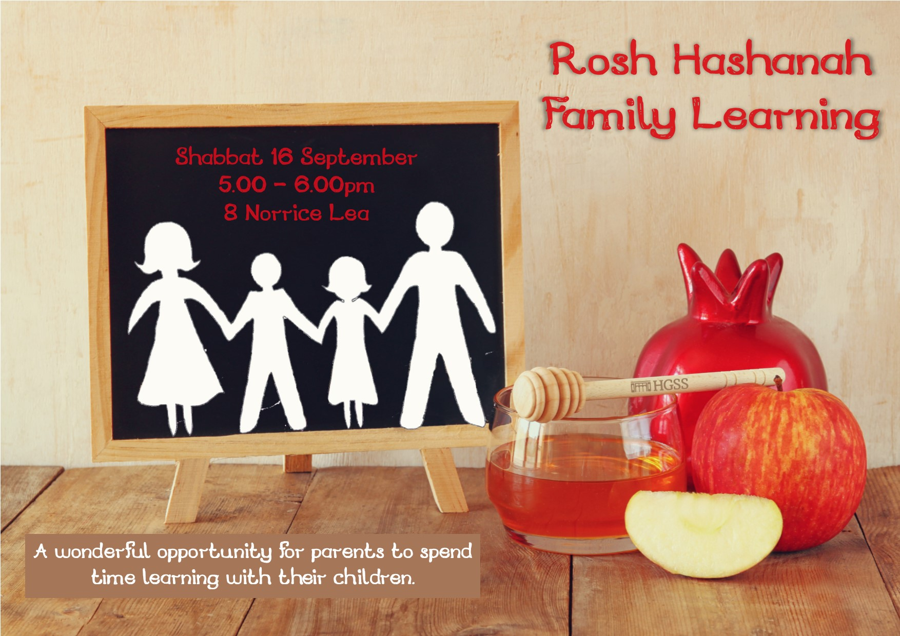 Family Learning @ 8 Norrice Lea