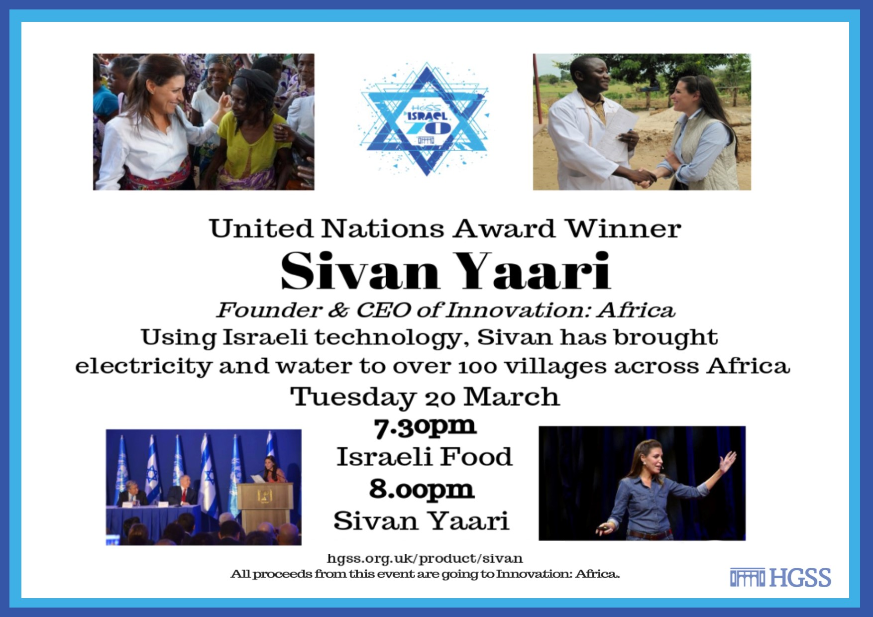 Sivan Yaari @ The Hall