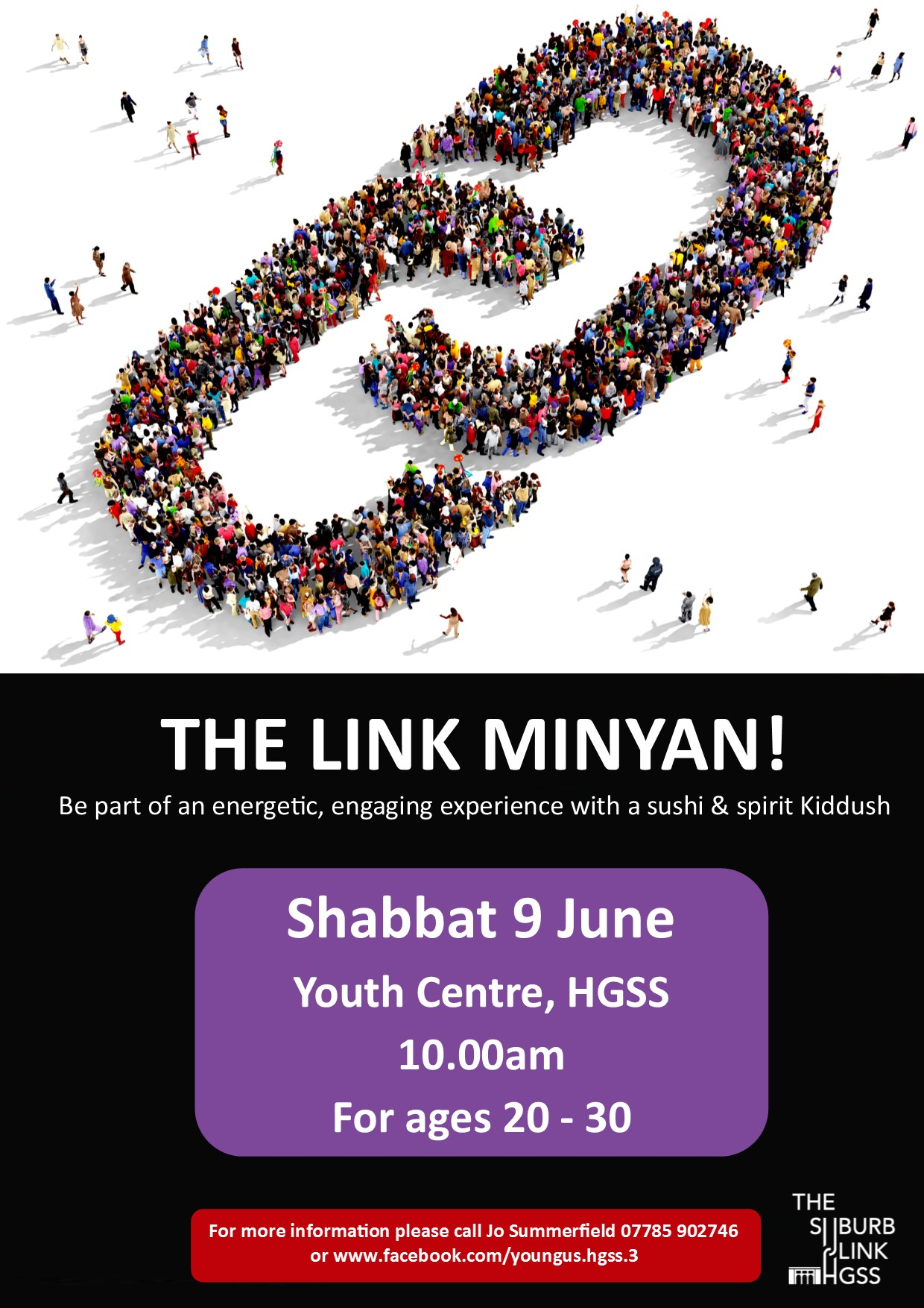 The Link Minyan! @ Youth Centre | England | United Kingdom