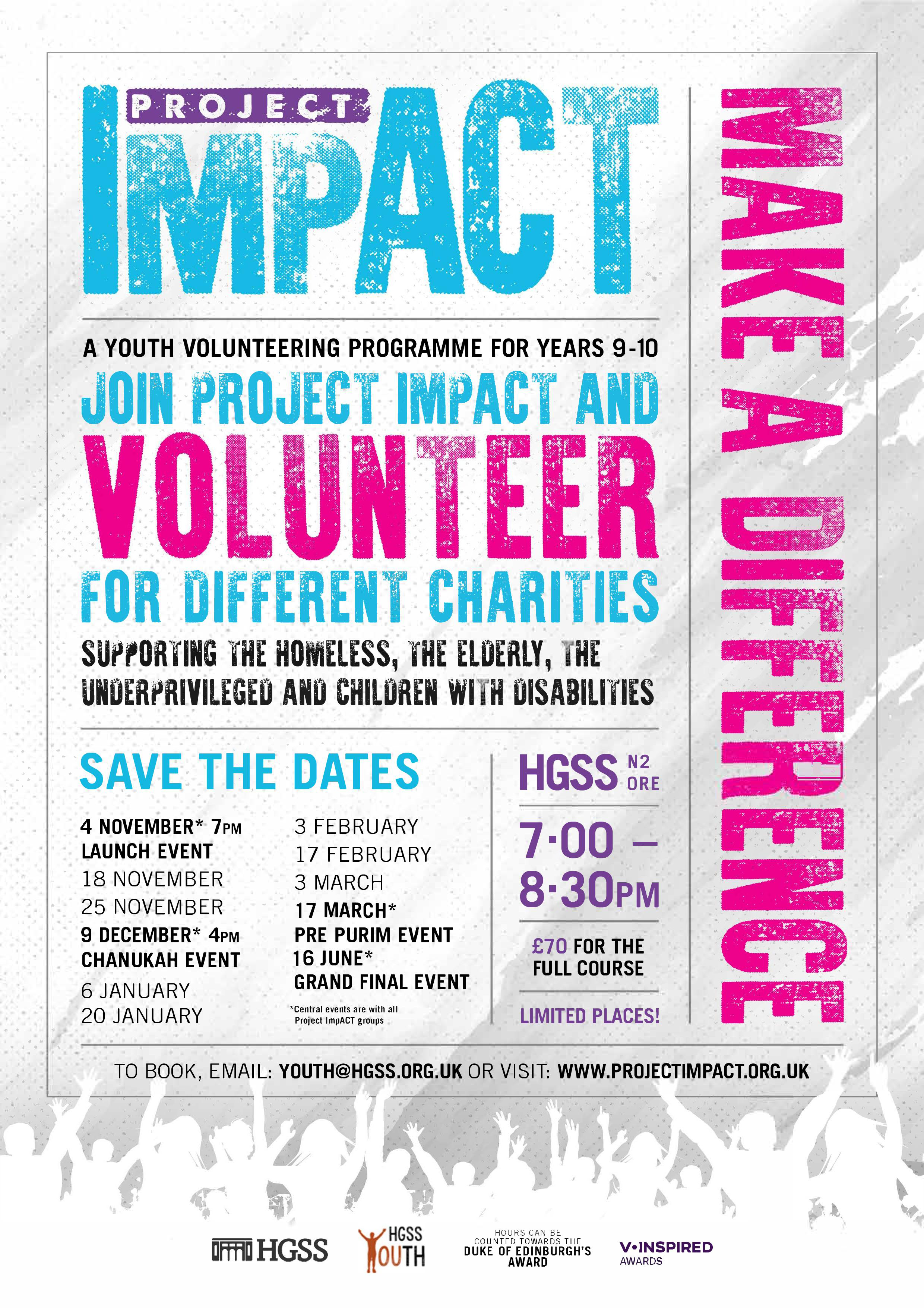 Project Impact @ HGSS