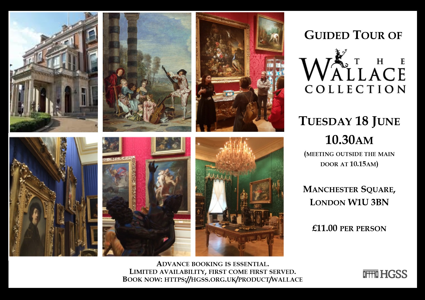 Guided Tour of the Wallace Collection