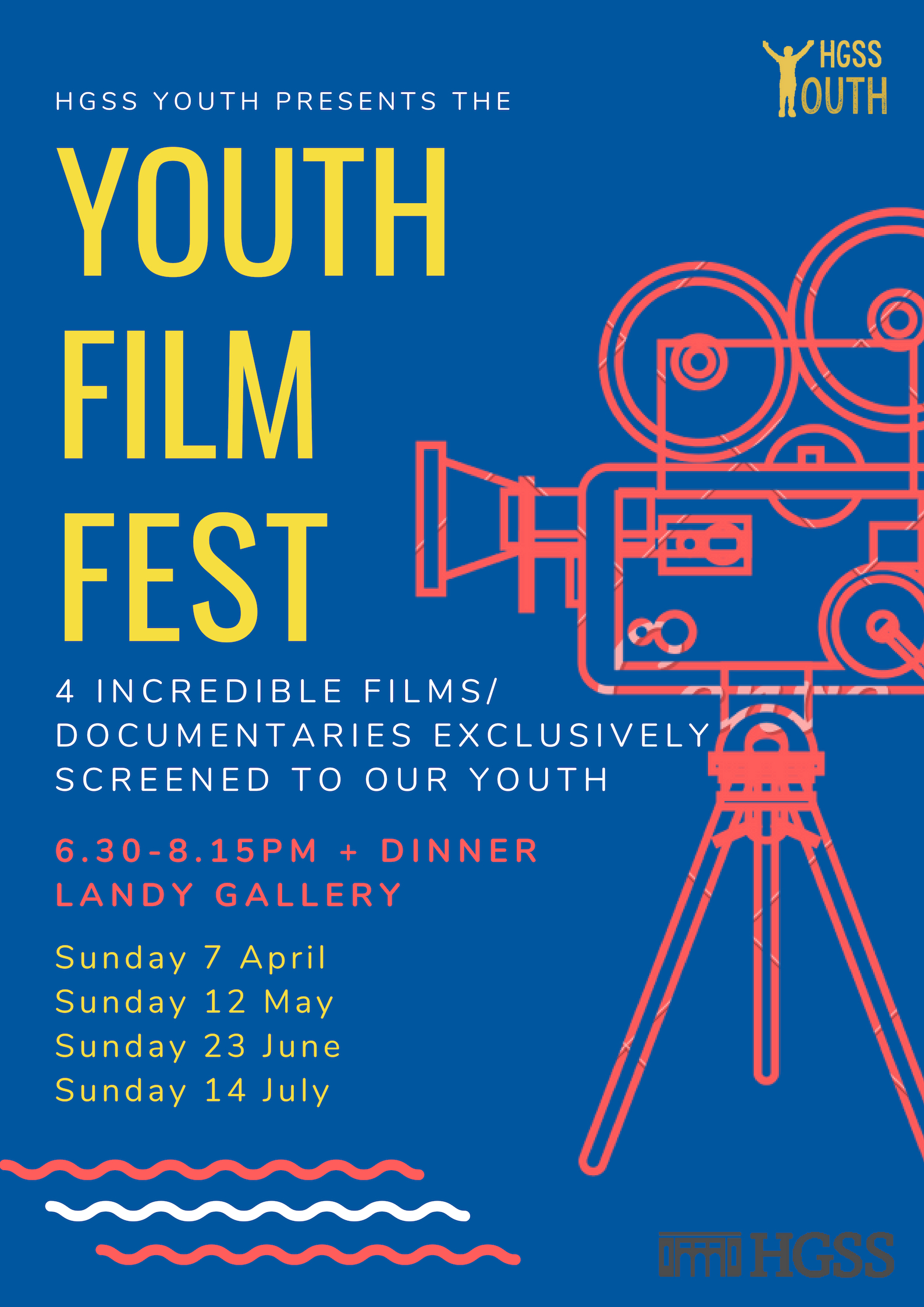Youth Film Fest @ Landy Gallery