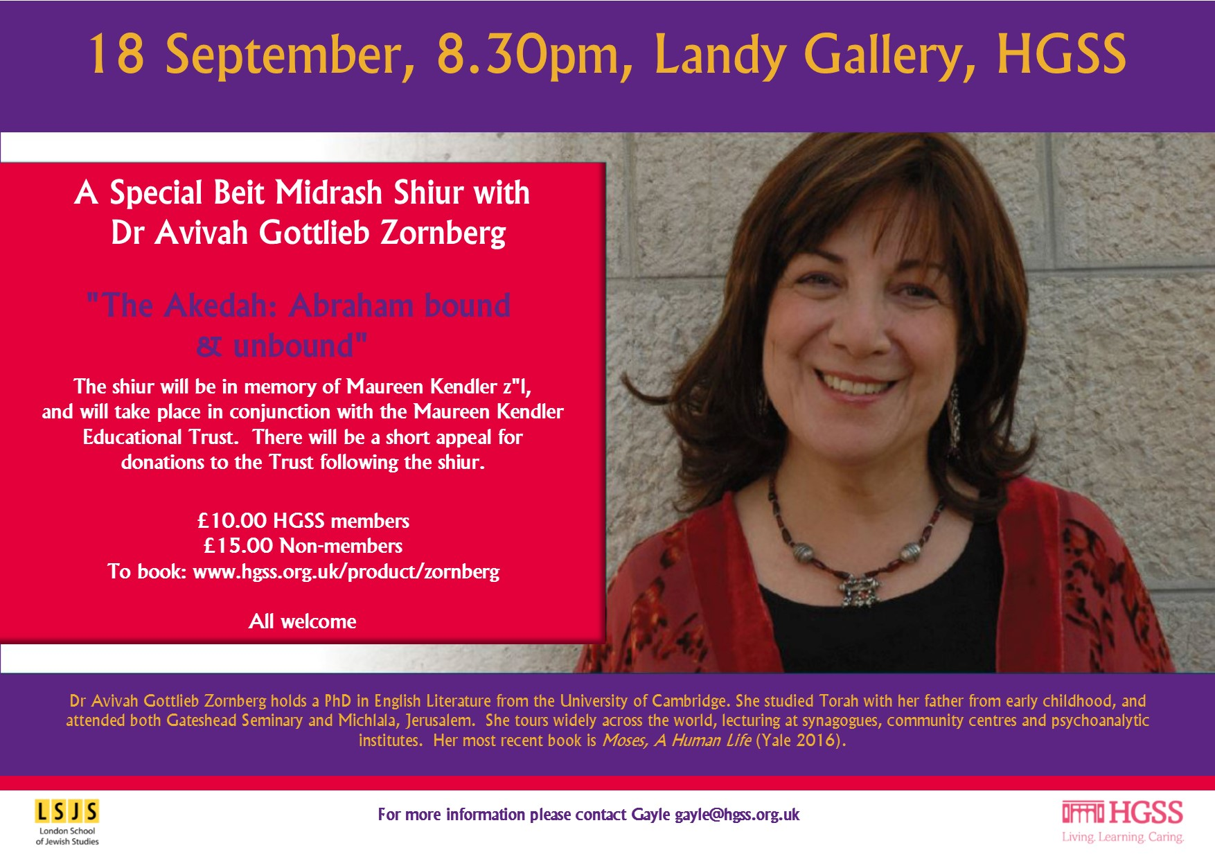 Special Beit Midrash Programme @ Landy Gallery