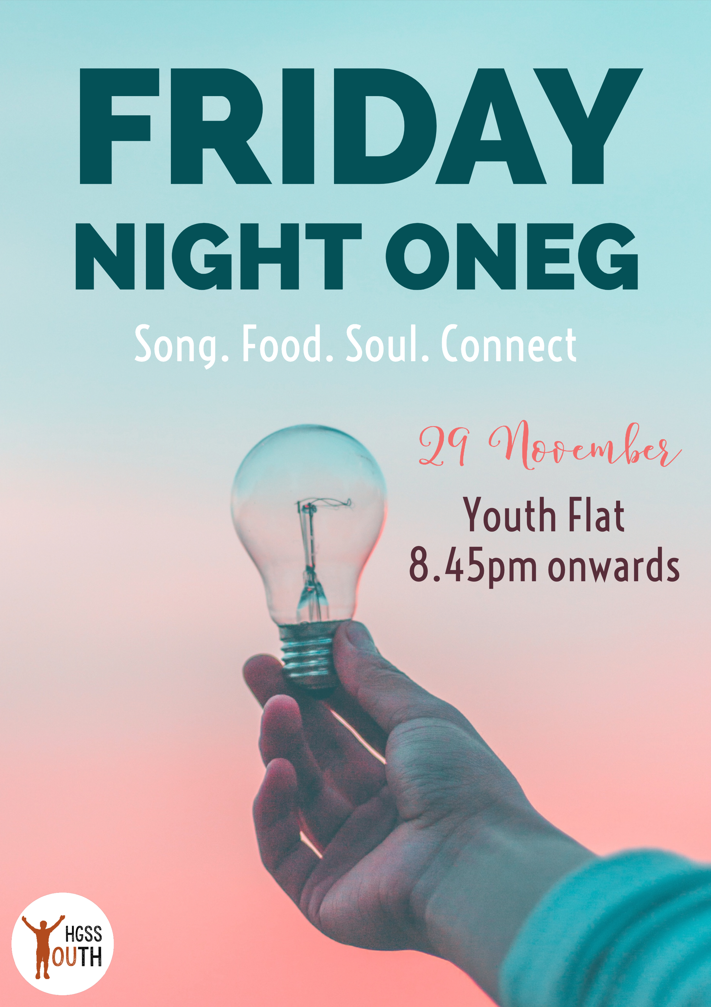 Youth Friday Night Oneg @ 8 Norrice Lea