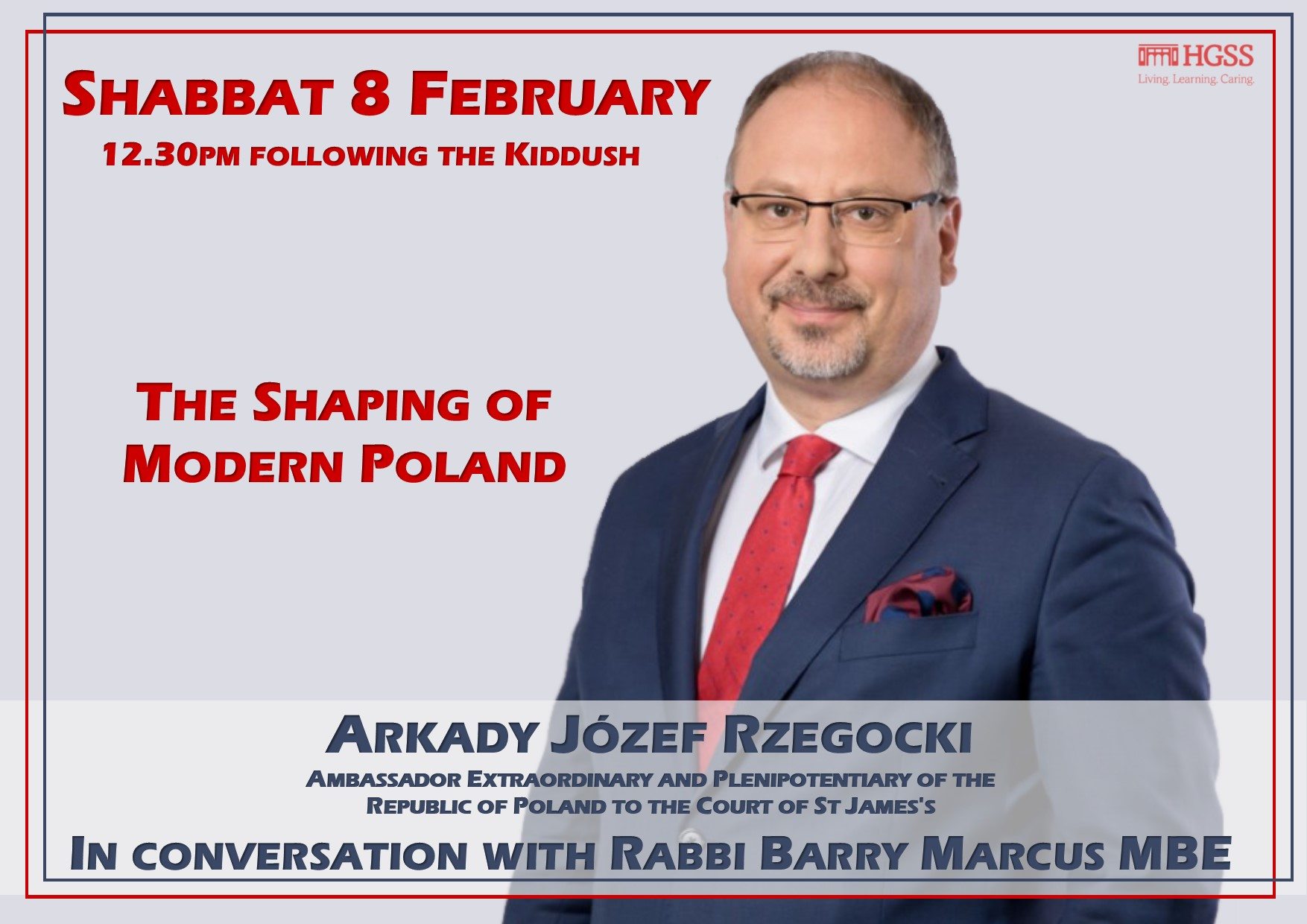The Shaping of Modern Poland @ HGSS