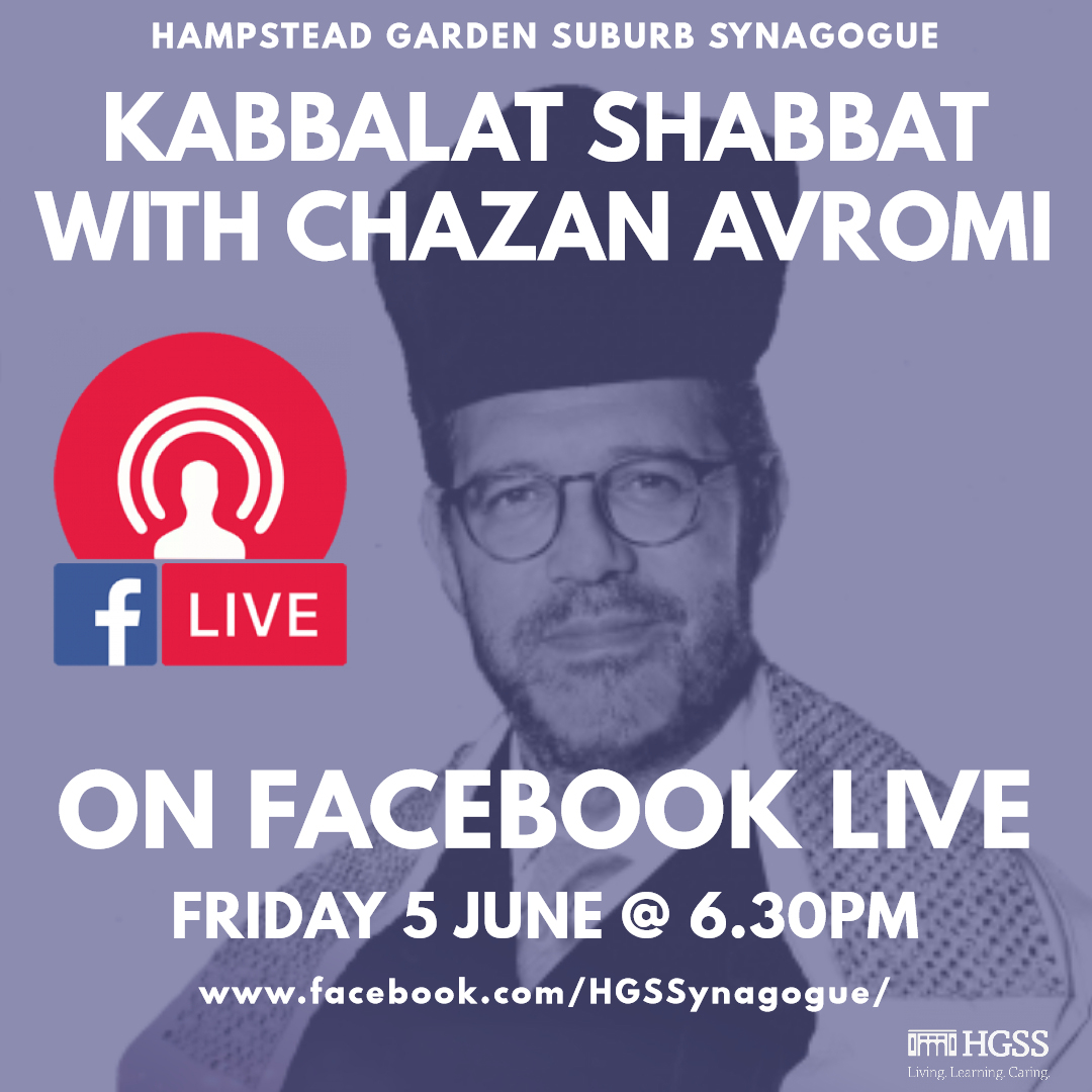 Friday Night Kabbalat Shabbat @ Online