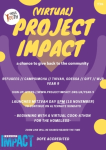 Project Impact @ Online