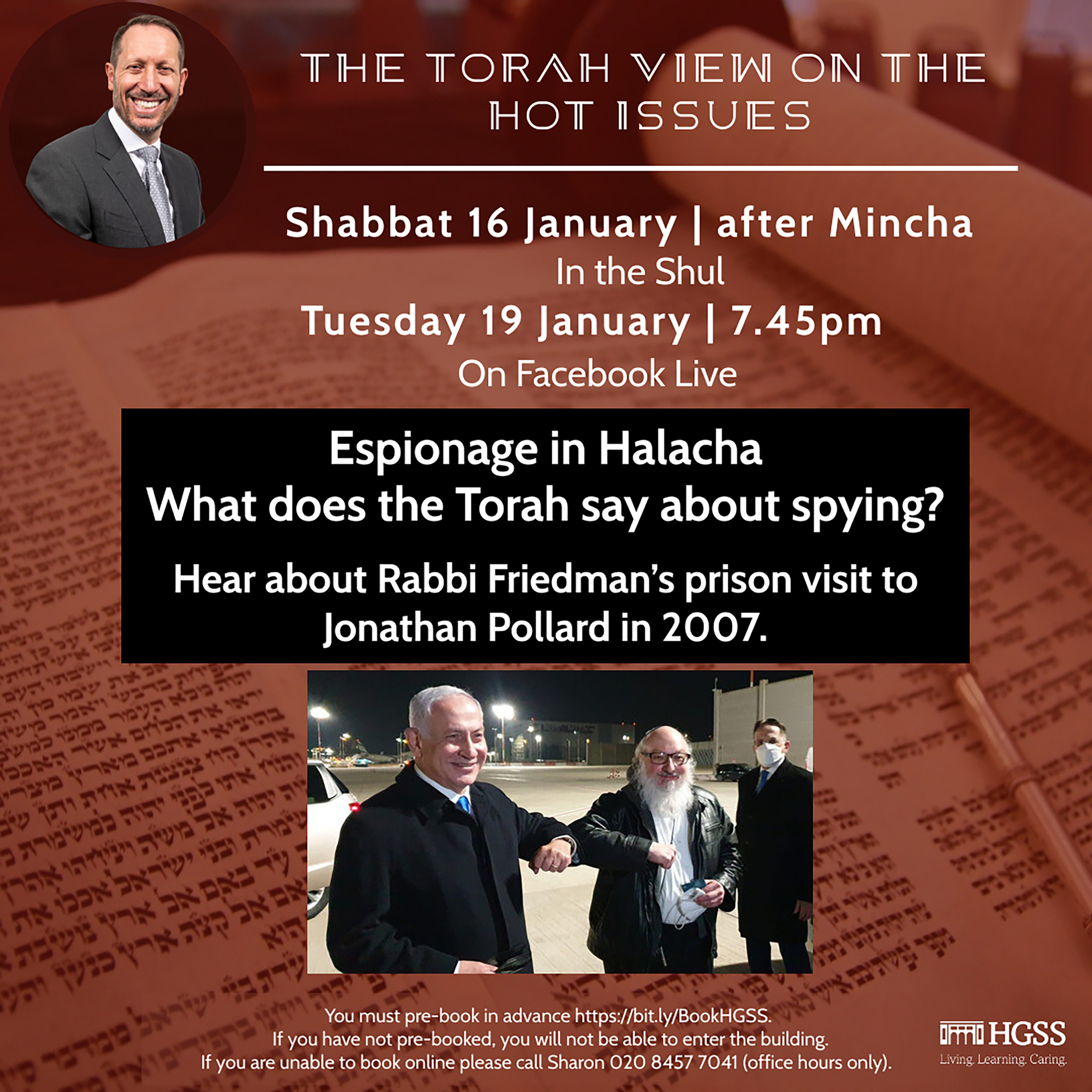 The Torah View on the Hot Issues @ Online