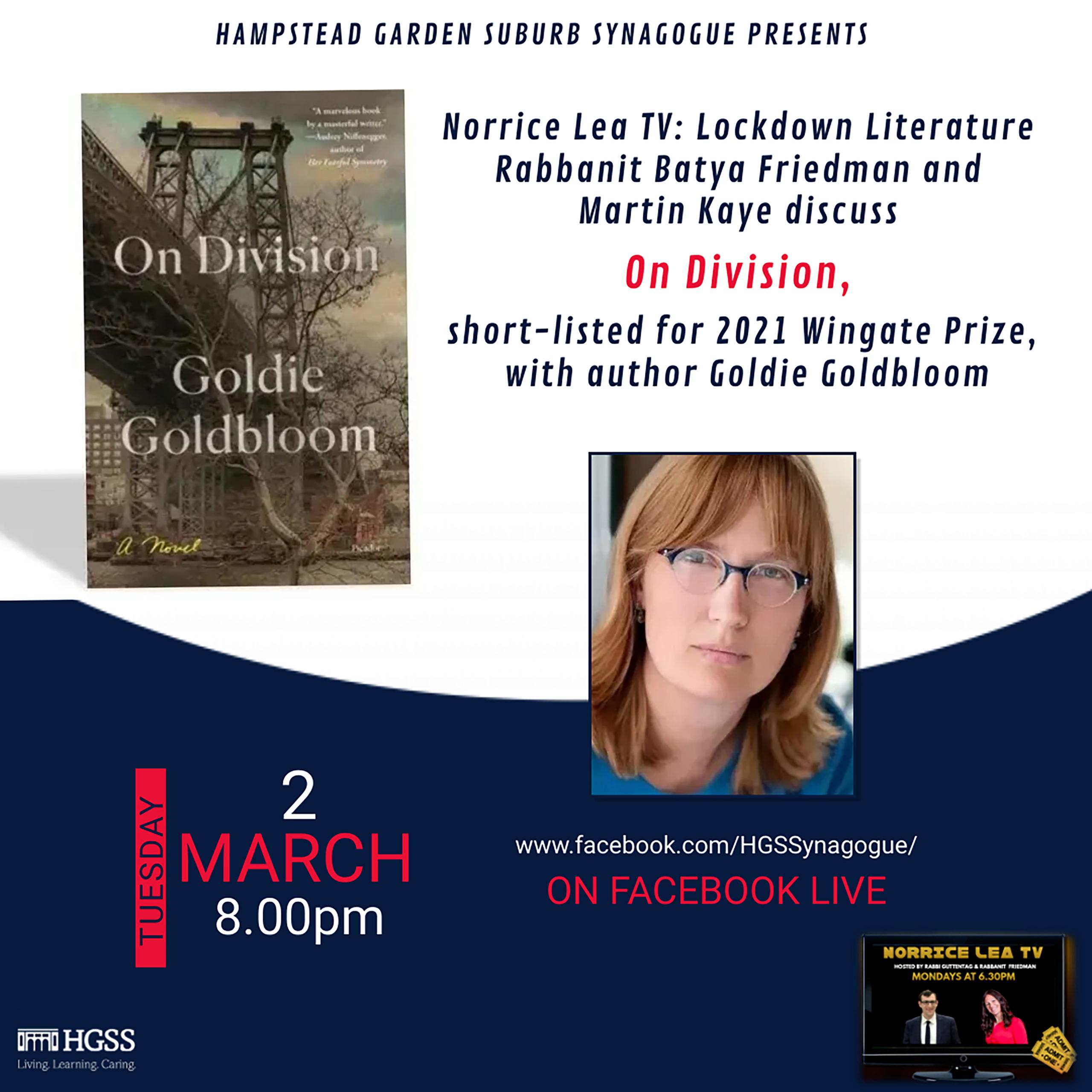 Locksdown Literature @ Online | London | United Kingdom