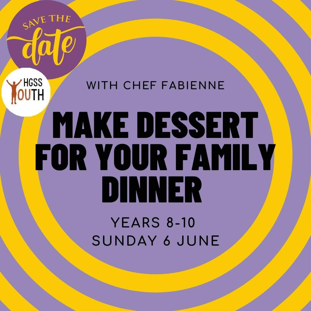 Make a Dessert @ TBC