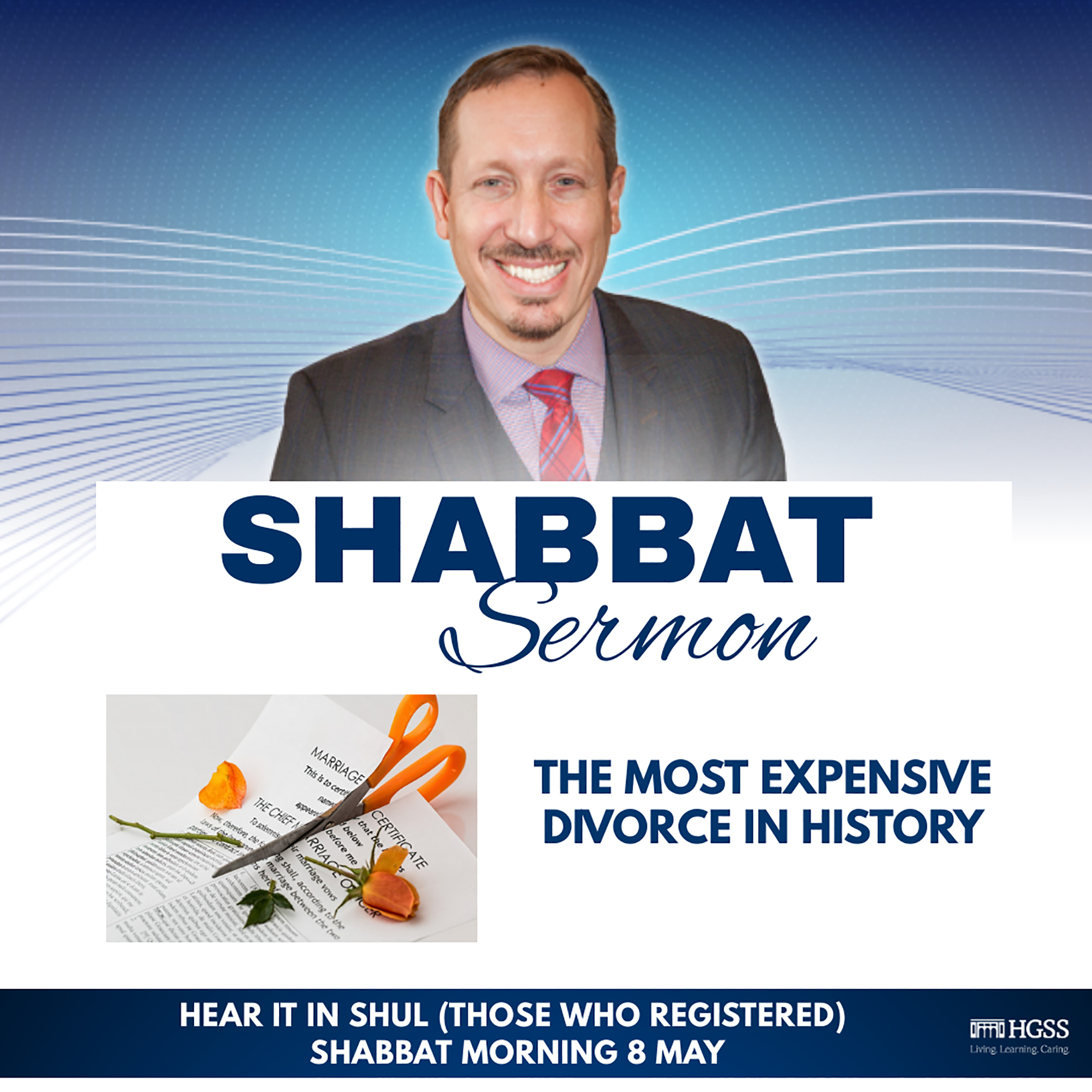 Shabbat Sermon @ In Shul