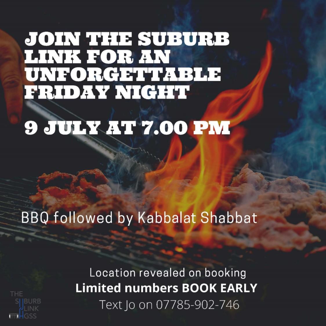 Suburb Link BBQ