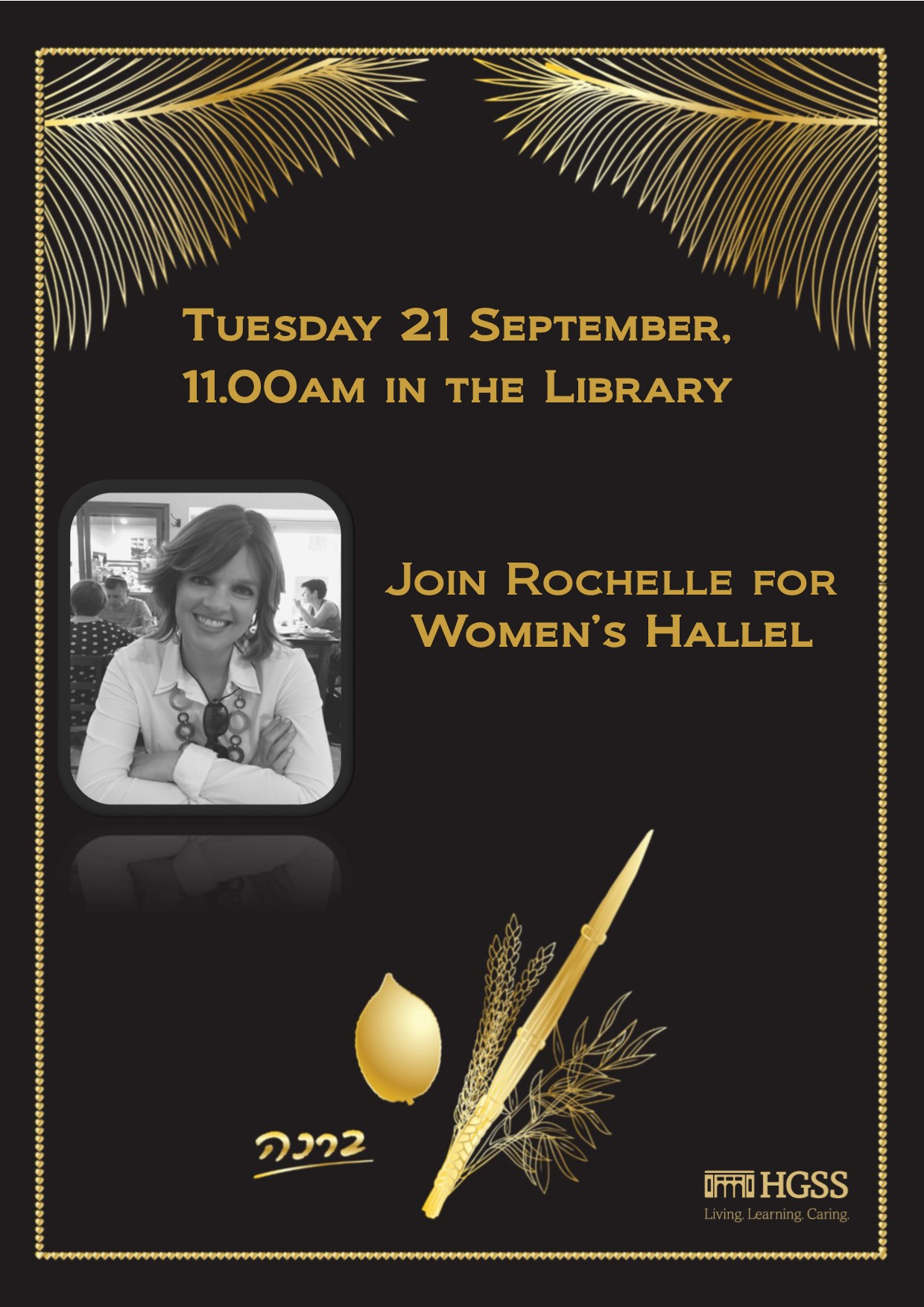 Hallel for Women @ The Library